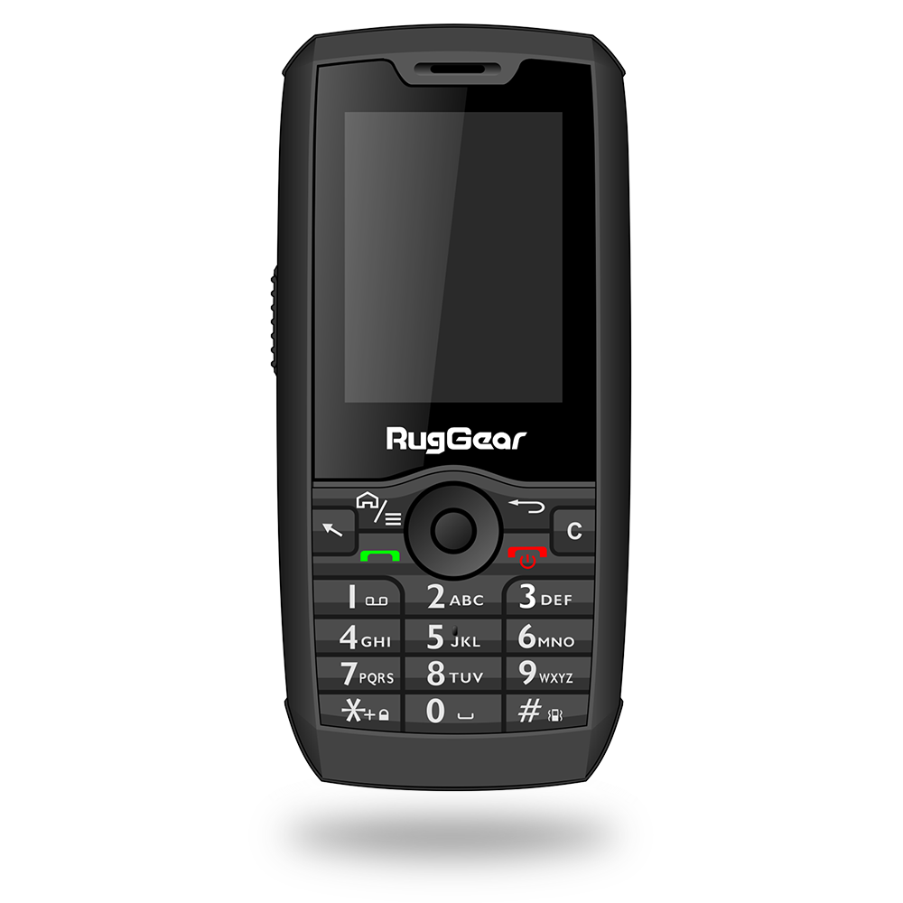 RugGear RG160 front